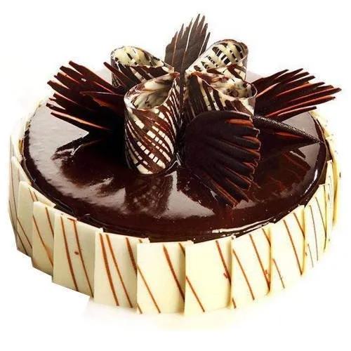 Cherished Chunk Truffle Cake