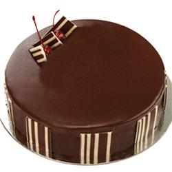 Appetizing Mirth 4.4 lb Chocolate Cake