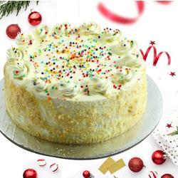 Amazing Attract 2 Kg Vanilla Cake