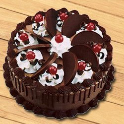 Cheering Choice Chocolate Cake