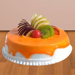 Delight�s Feast 1/2 Kg Fresh Fruit Cake