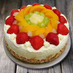 Enjoyment�s Embrace 1 Kg Egg-less Fresh Fruit Cake