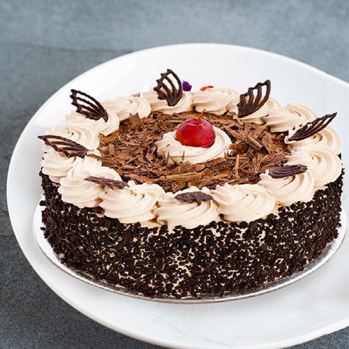Deliver Delicious Black Forest Cake