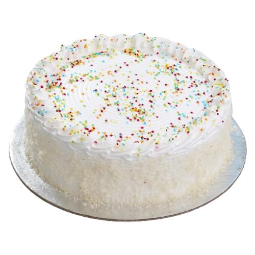 Online Order Vanilla Cake