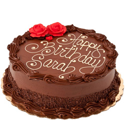 Chocolaty Birth-Day Cake