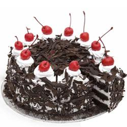 Anniversary Fresh Black Forest Cake