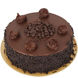 Gift Online Chocolate-Coated Cake