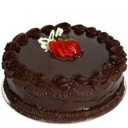 Anniversary Bliss Eggless Chocolate Cake