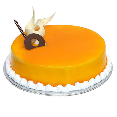 Melt in your Mouth Mango Flavour Cake
