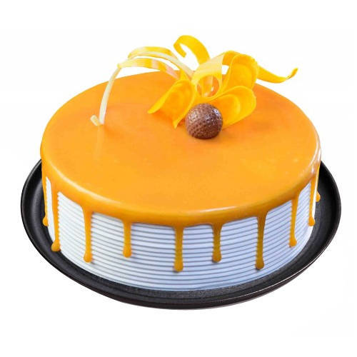 Send Butter Scotch Eggless Cake Online