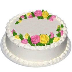 Online Order Eggless Vanilla Cake
