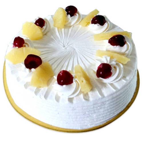 Book Pineapple Eggless Cake Online