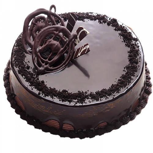 Gift Eggless Chocolate Truffle Cake Online