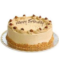 Online Gift Eggless Coffee Cake