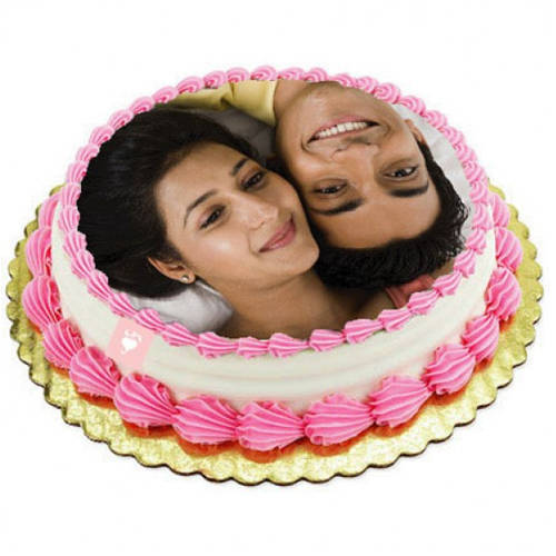 Shop Online Eggless Photo Cake