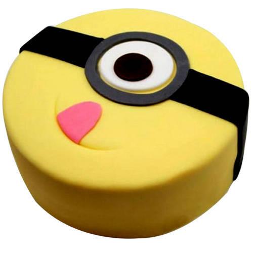 Gift Kids Minion Stuart Fondent Cake Online