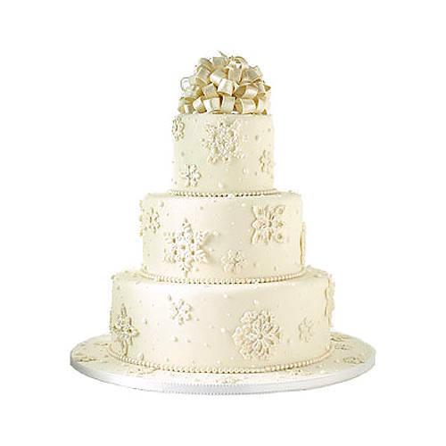 Shop 3 Tier Wedding Cake Online
