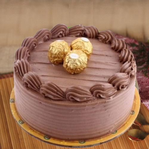 Shop for Ferrero Rocher Choco Cake
