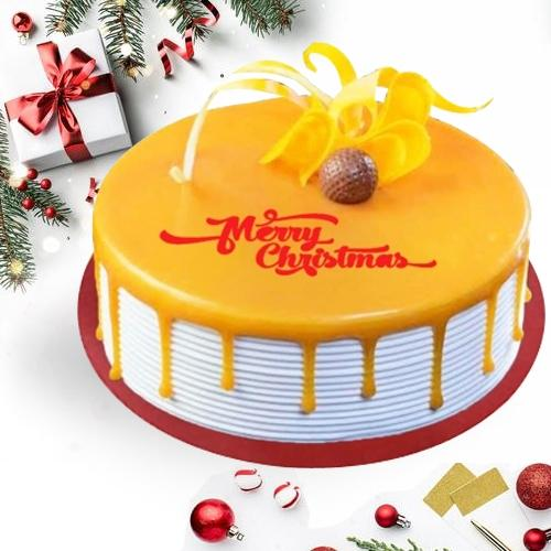Signature Holiday Special Butterscotch Cake