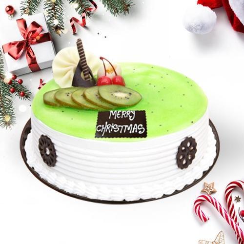 Yummy Kiwi Cake