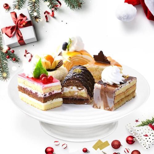 Marvelous Assorted Pastries with Ferrero Rocher