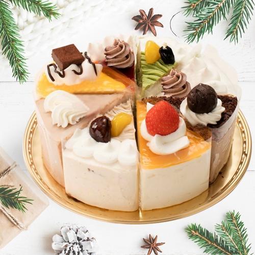 Blissful Pastries with Cadbury Celebration Chocolates