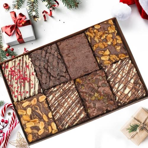 X_Mas Special Brownie Gift Pack