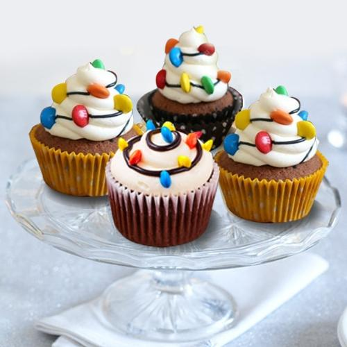X-mas Special Gift of Cup Cakes