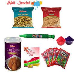 Exciting Holi Celebration Hamper