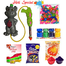 Excellent Tom Cat Holi Hamper