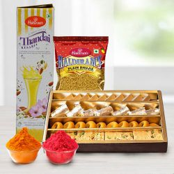 Mesmerizing Haldirams Assorted Gift Hamper