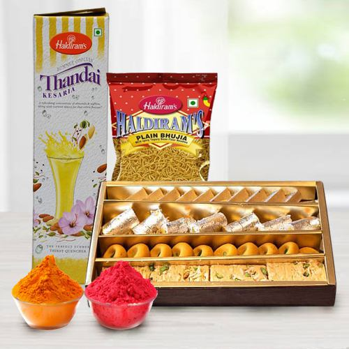 Lip-Smacking Haldirams Hamper