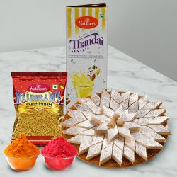 Yummy Haldirams Gift Hamper