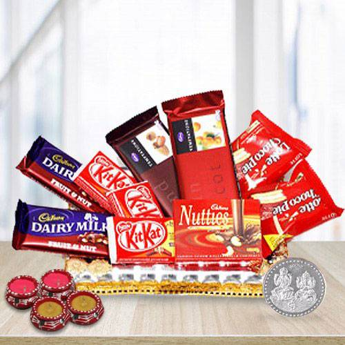 Exciting Chocolate Gifts Hamper