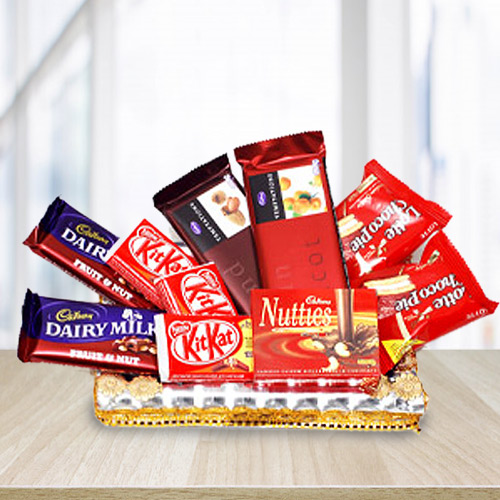 Dreamy Pure Appreciation Chocolate Gift Hamper