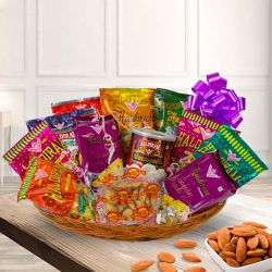 Extraordinary Gift Hamper of Snacks and Other Goodies