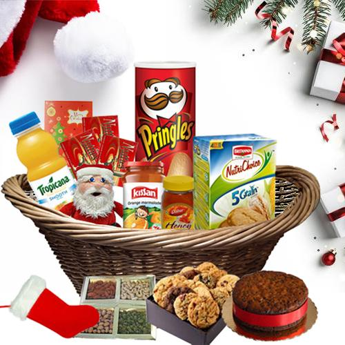 Unforgettable Surprise Christmas Hamper