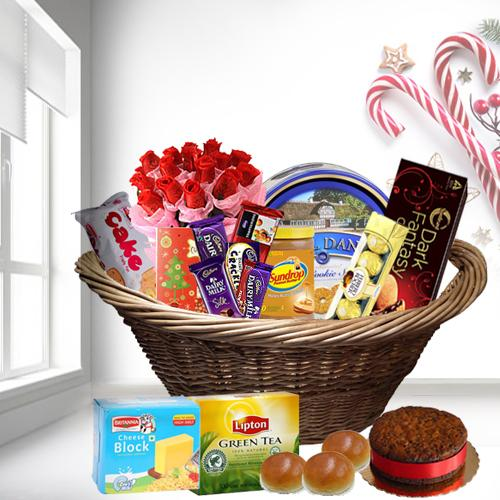 Charm of Christmas Gift Hamper