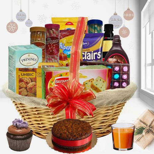 Dynamic Christmas Gift Assortment with Prosperity