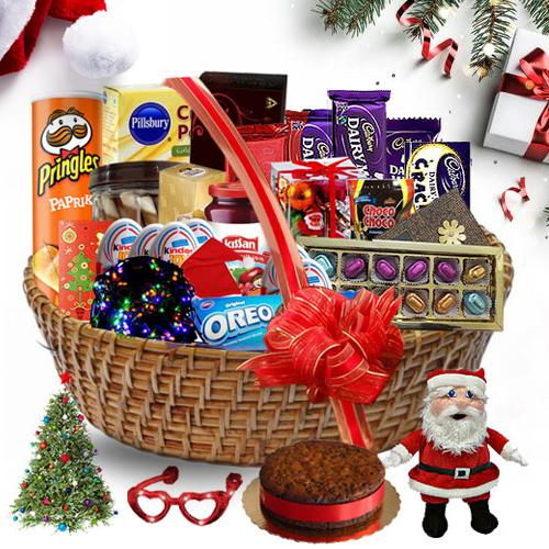 Grand Indulgence Christmas Gift Hamper