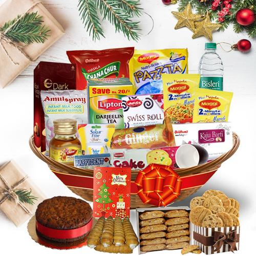 Christmas Eve Joyous Gift Hamper<br>