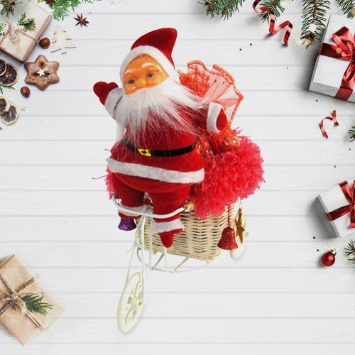 Delicious Chocolates with Santa Gift Set