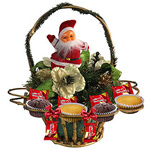 Merry Christmas to You Gift Basket