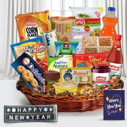 Delightful Discovery New Year Gift Hamper