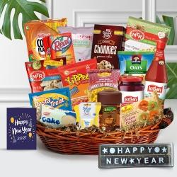 Many Many Thanks New Year Gift Hamper