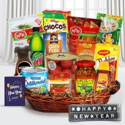 Sweet Elegance New Year Gift Hamper
