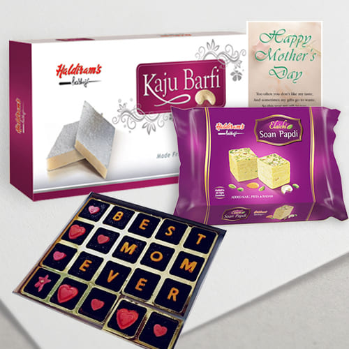 Special Haldiram Pack for Mother's Day