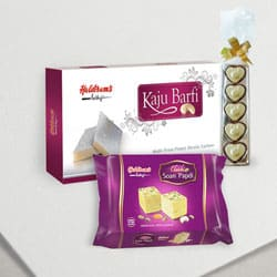 Send Delicious Gathering from Haldiram to Kerala