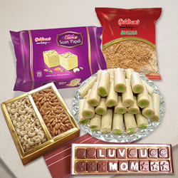 Effective Mothers Day Special Gourmet Gift Hamper