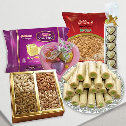 Haldirams Bits-of-Pleasure Gathering